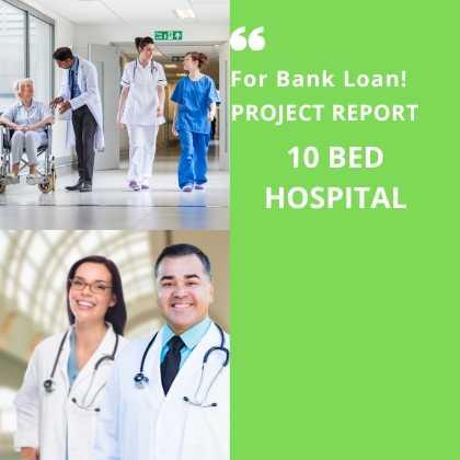Ten Badded Hospital Project Report