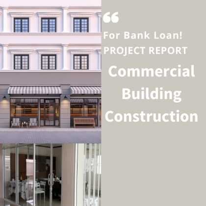 Commercial Building Project Report Construction