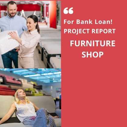 Furniture Shop Project Report
