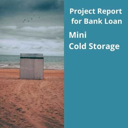 Mini Cold Storage Project Report for Bank Loan