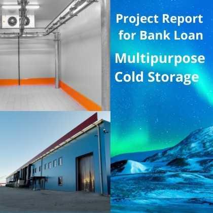 Multipurpose Cold Storage Project Report