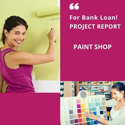 Paint Shop Project Report for Bank Loan